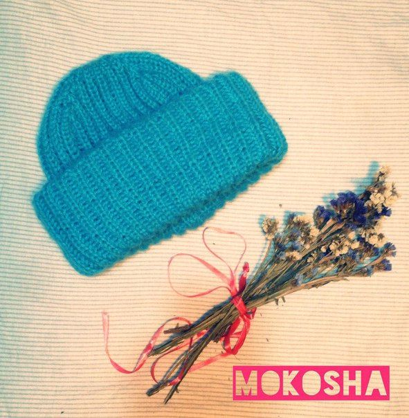 Hat in Tak.Ori style ,  knitted hat by MOKOSHAandMALVA on Etsy