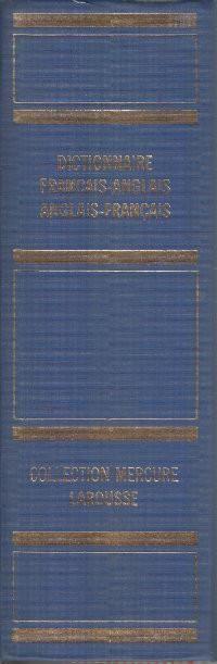 Langenscheidt's Standard Dictionary: French-English
