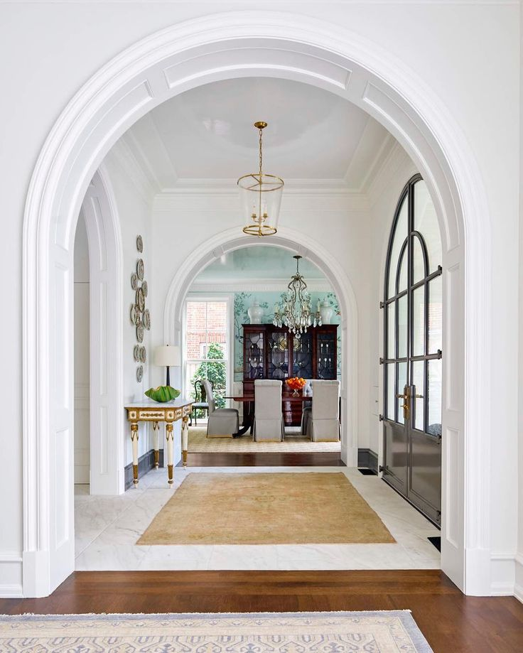 1000 ideas about arch doorway on pinterest arched doors - Archway designs for interior walls ...
