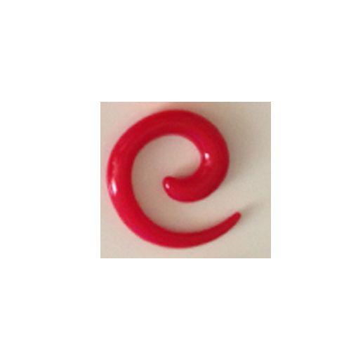 10 mm spiraal rood
