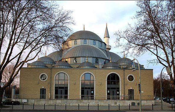 DITIB Merkez Moschee, Duisburg, Germany