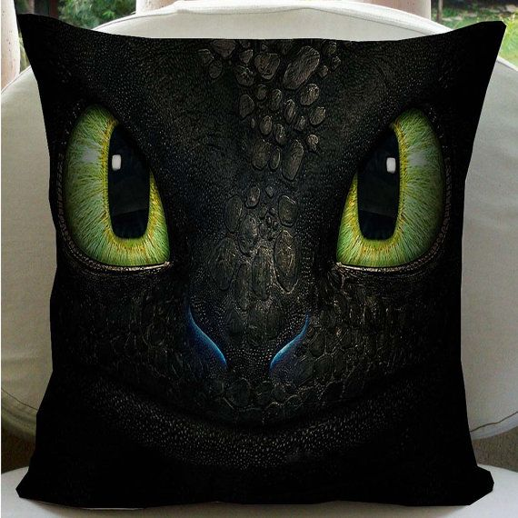 how to train your dragon pillow pet