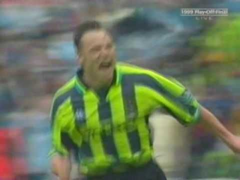 Paul Dickov Goal Wembley 1999