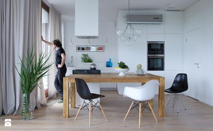 Jadalnia styl Nowoczesny Jadalnia - zdjęcie od ideArchitektura