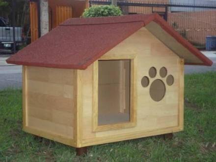 Habitaciones dise adas para mascotas costa rica patitas - Casas para perros con palets ...