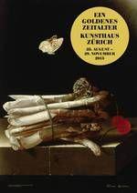 Kunsthaus Zürich Ein goldenes Zeitalter [Ausstellungsplakat]
