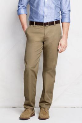 Men's Traditional Fit Hybrid Chino Pants