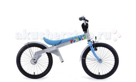Rennrad Велосипед 2 в 1 18  — 18500р. --------------------------  Rennrad Беговел-велосипед 2 в 1 18   Благодаря беговелу-велосипеду Rennrad два в одном ваш ребенок легко и быстро научится держать равновесие. Rennrad – это велосипед, специально разработанный в Германии для детей, большинство деталей которого изготовлено из высококачественного алюминиевого сплава.  Особенности: Он прошел проверку Государственной инспекции безопасности и соответствует требованиям жестких стандартов и правил…