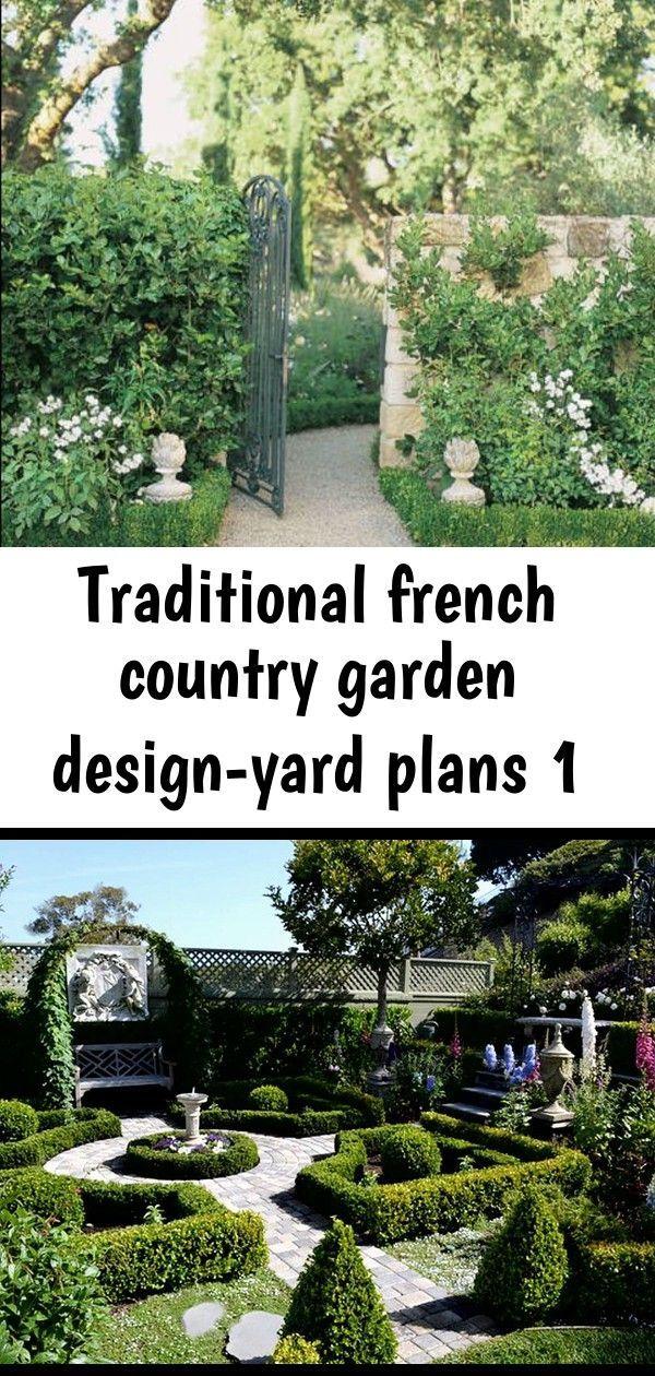 Traditional French Country Garden Design Yard Plans Formal English Garden Design Informal E Country Garden Design French Country Garden English Garden Style