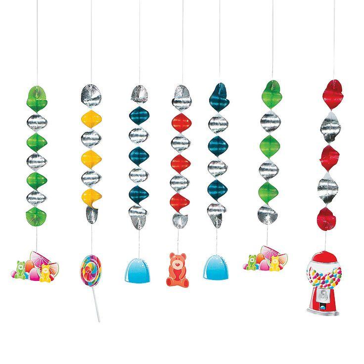 Lollipop Lane Spirals - OrientalTrading.com