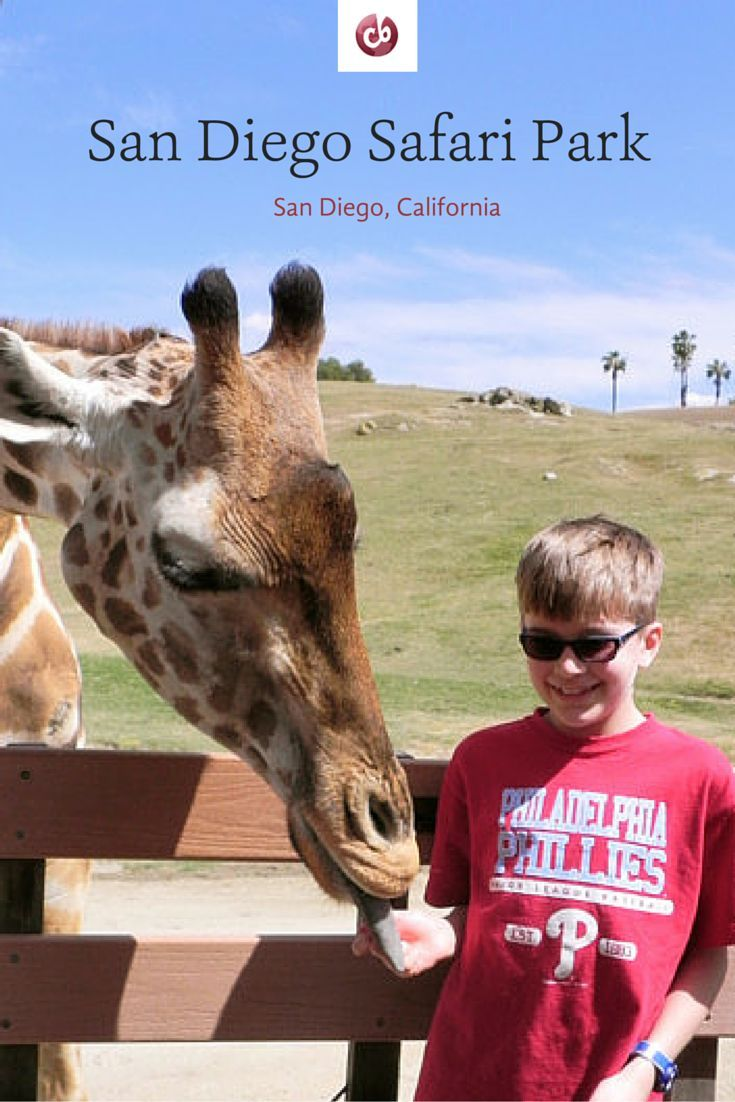 Multigenerational fun on a San Diego Safari Park caravan tour