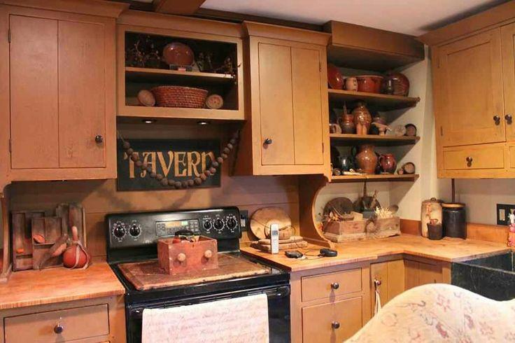 Country Kitchen Backsplash Pictures