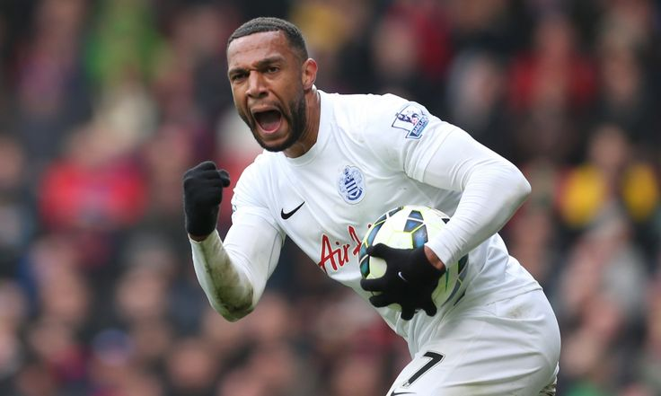 Matt Phillips celebrates his 40 yard stunner