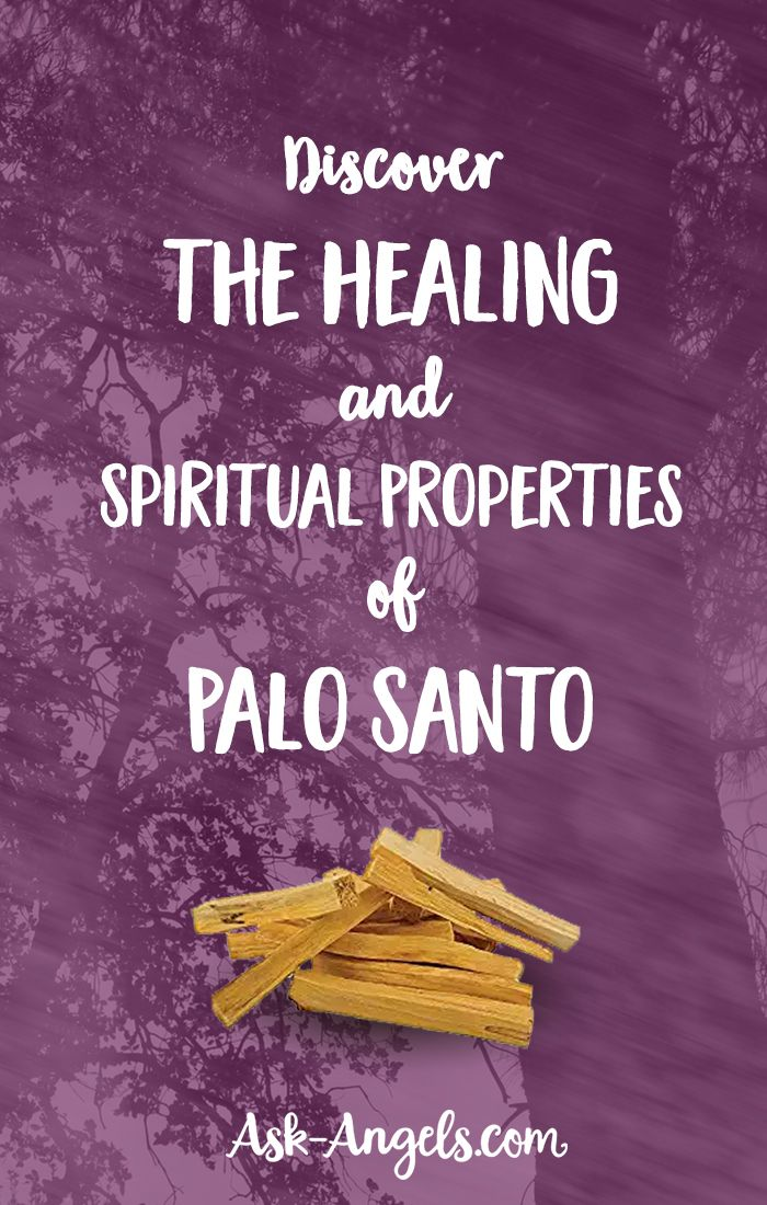 Discover the Healing and Spiritual Properties of Palo Santo