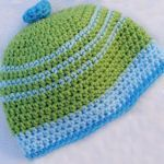 20+ free crochet patterns for baby hats