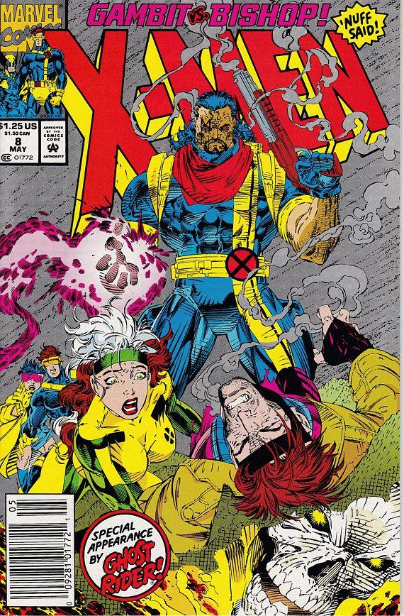 X-Men 8 May 1992 Issue  Marvel Comics  Grade NM