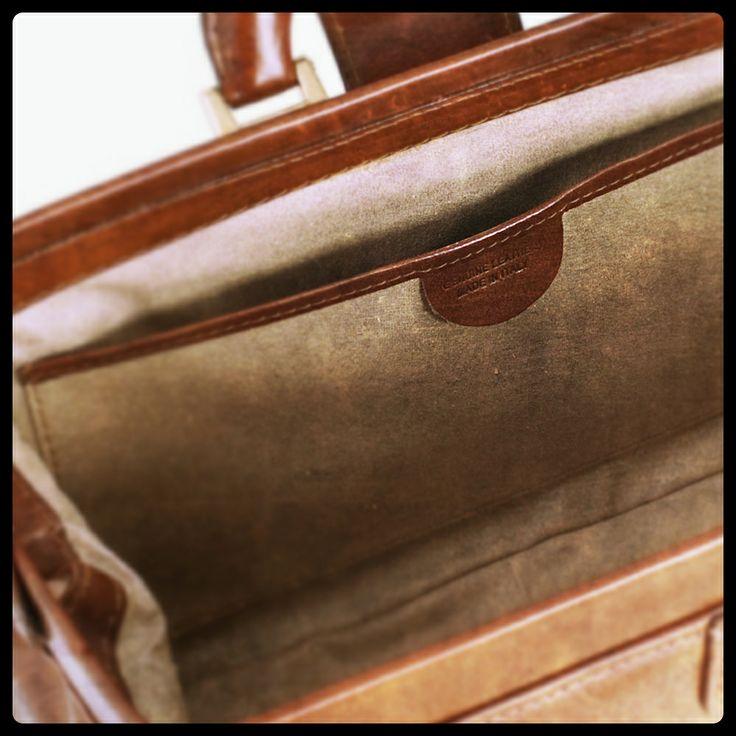#handmade in Italy  - genuine #leather #CepiPelletterie