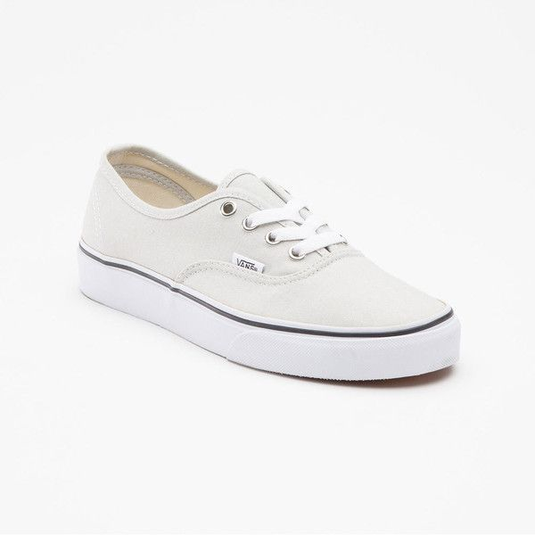 Vans Authentic Womens Shoes ($45) ❤ liked on Polyvore featuring shoes, sneakers, vans, boat shoes, lace up sneakers, laced shoes, deck shoes and sperry top-sider shoes