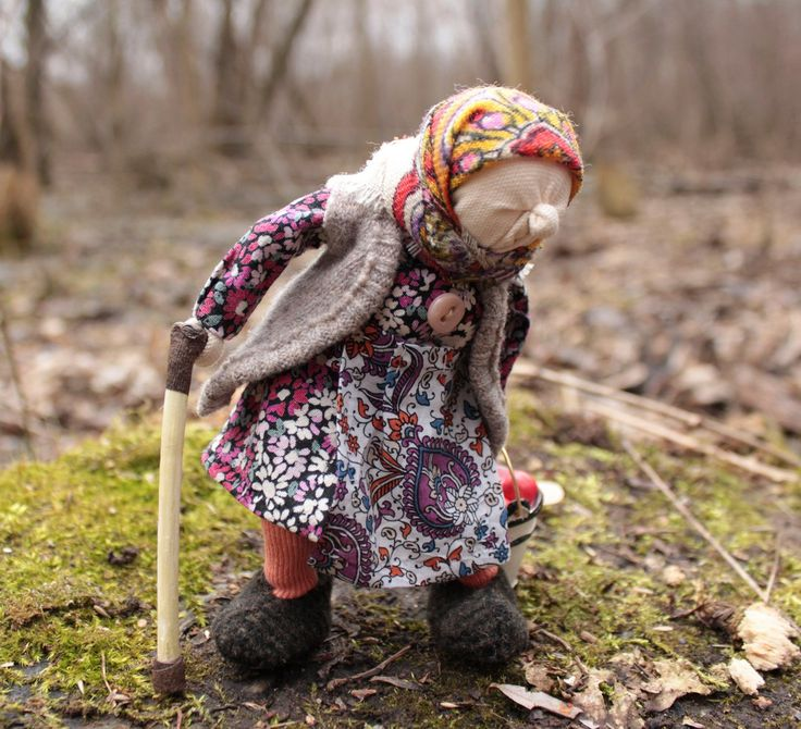 Мотанка Народная-Кукла