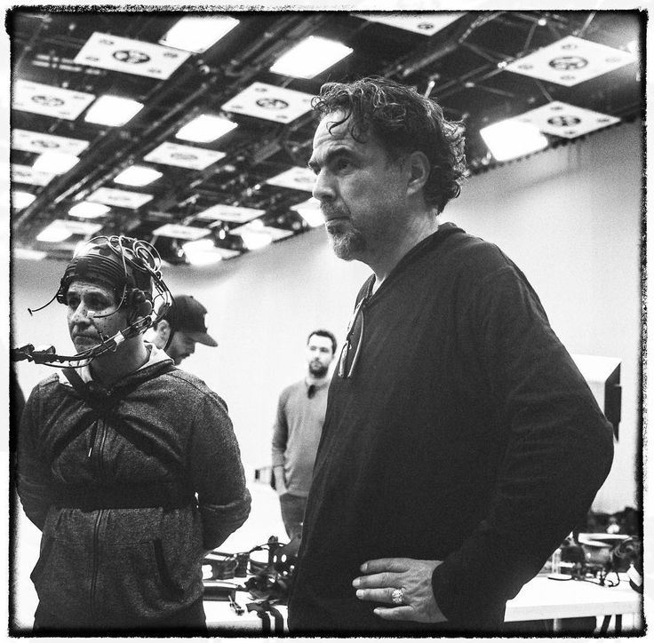 """Alejandro G. Iñárritu's """"CARNE y ARENA (Virtually Present, Physically Invisible),"""" is a virtual reality installation produced and financed by Legendary Entertainment and Fondazione Prada. It will be presented in its extensive full version at @fondazioneprada in Milan from 7 June 2017 until 15 January 2018"""