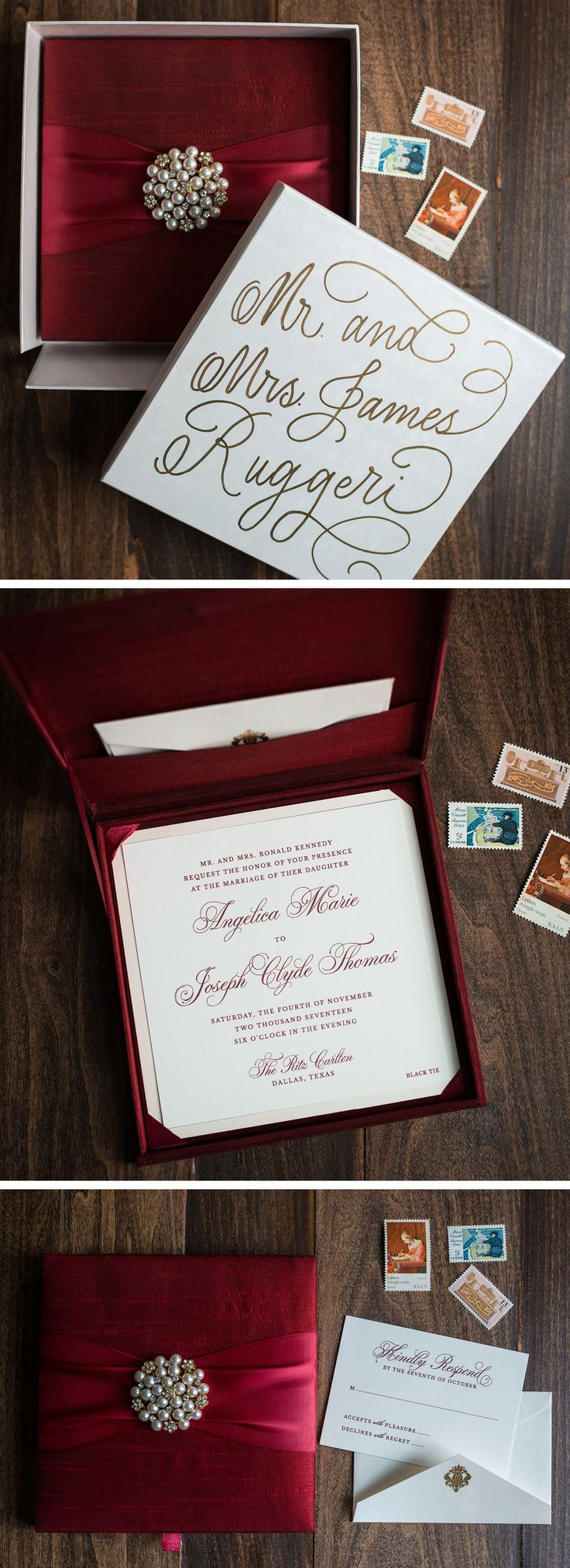 63 Best Luxury Wedding Invitations Images On Pinterest Custom