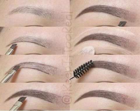 Fill in those eyebrows