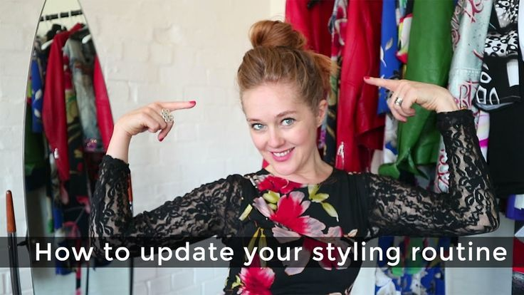 How to update your look for women over 40 – how to update your styling r...
