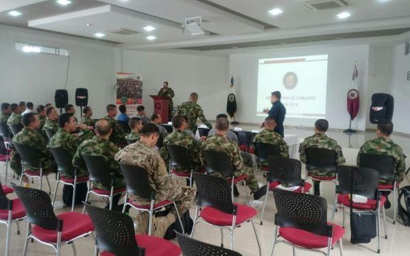 Curso de estado mayor de las fuerzas militares visitó Putumayo