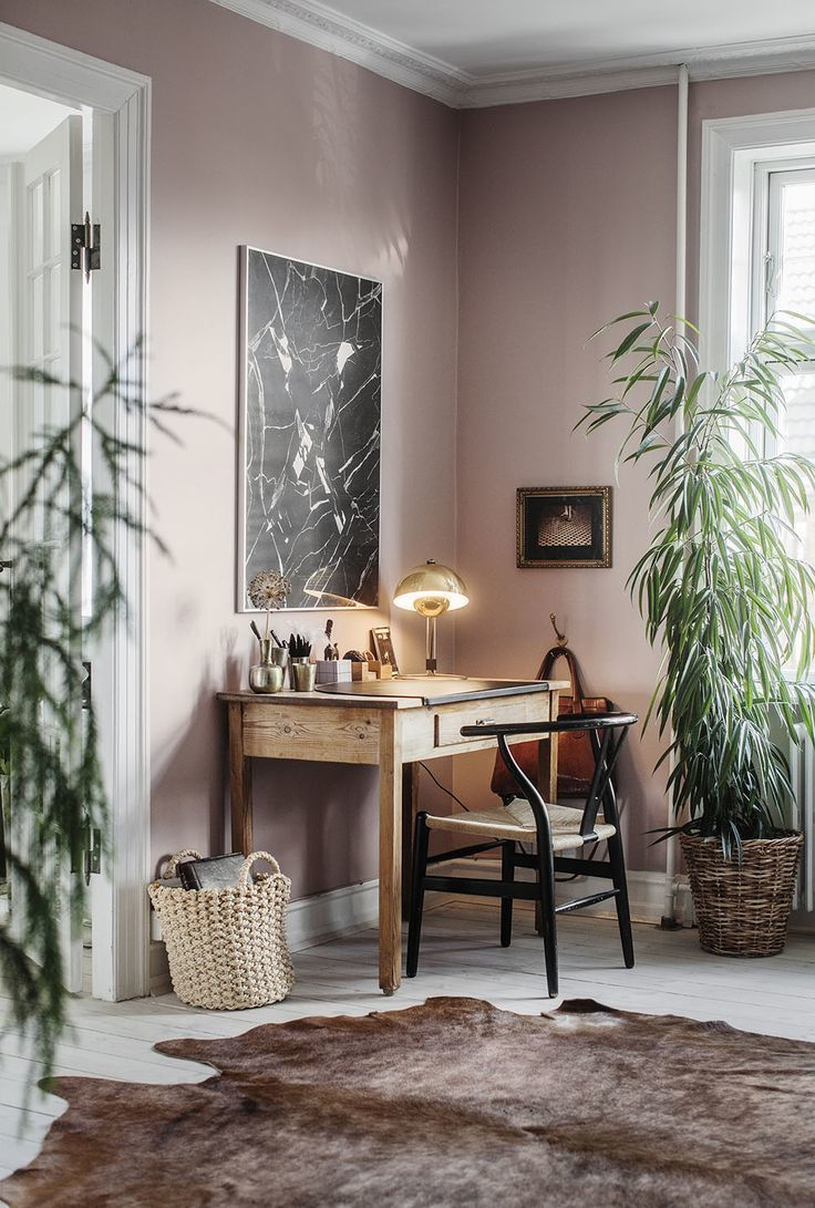 Pretty Colors And Warm Feelings Creative Work Spaces In
