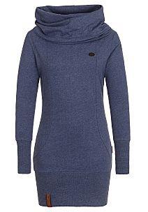 naketano Schniedelwutz II - Sweatshirt for Women - Blue
