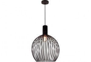 GABBIA - Scandinavian Wooden Look Pendant - Select Lighting