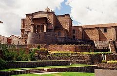 Templo do Sol, Coricancha, Cusco. #Peru #Viagem