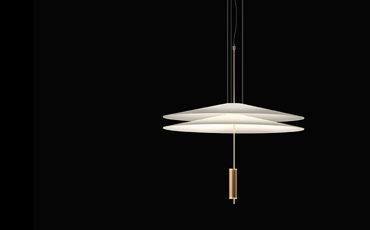 Hanging lamps FLAMINGO 1510 Design by Antoni Arola