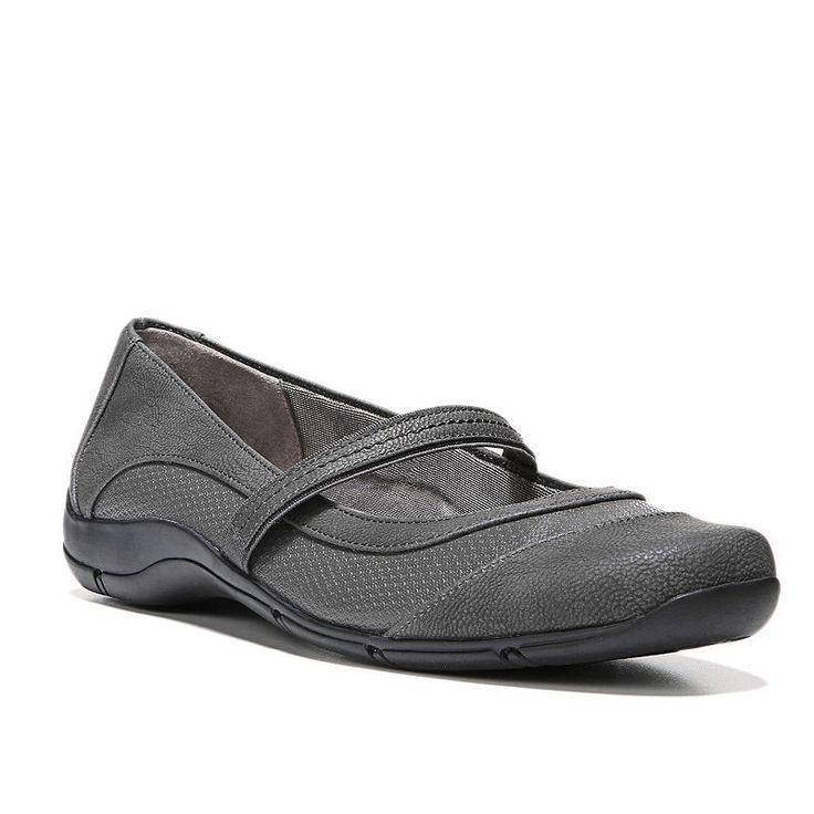 LifeStride Dare Women's Mary Jane Shoes, Size: medium (8.5), Dark Grey