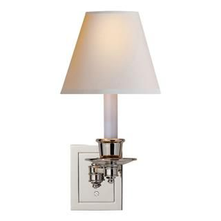 105 best NickelChrome Wall Sconces images on Pinterest Wall