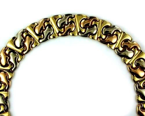 85.2 grams  STUNNING BEAUTIFUL 18k Solid Gold Chain 85.2 GRAMS L253  SOLID GOLD GEMSTONE FROM ITALY GEMSTONE SET JEWELLERY AT GEMROCKAUCTIONS