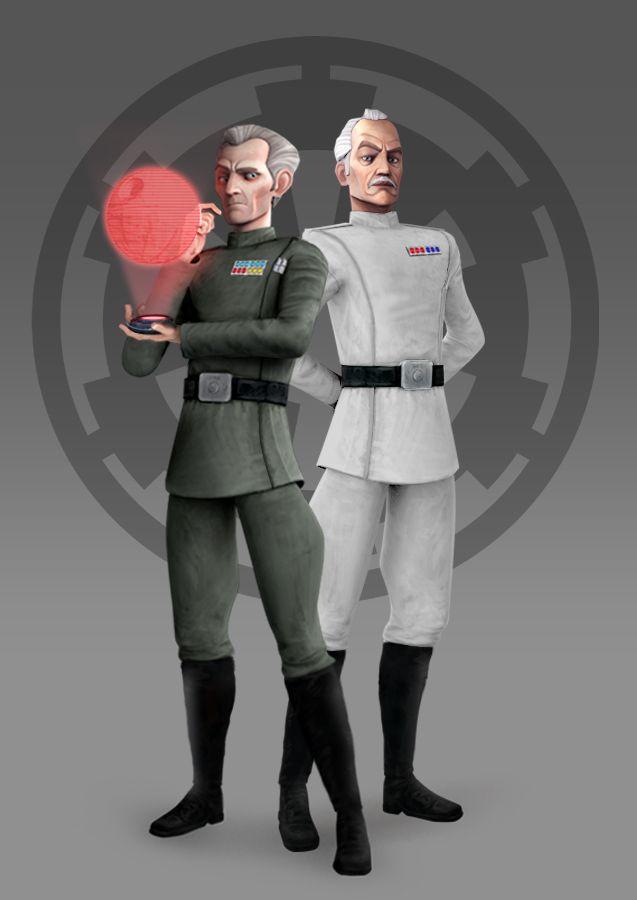 Wilhuff + Wullf - Star Wars Rebels Concept by Brian-Snook on DeviantArt