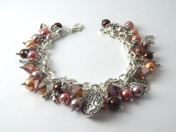 Charm Bracelet - Geisha by VIDA VIDA 7vg0S0U1ap