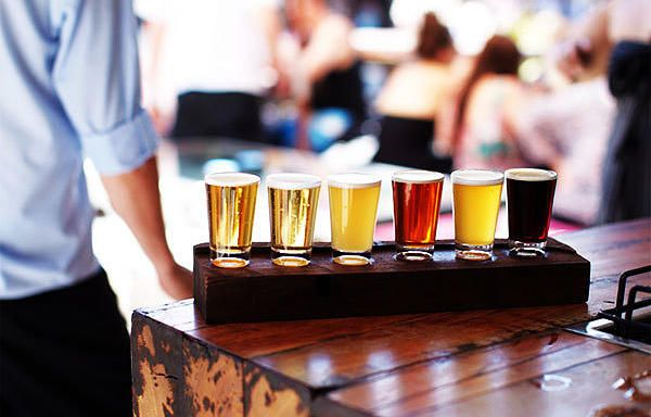 The Monk Brewery | Pizza & Beer | Fremantle
