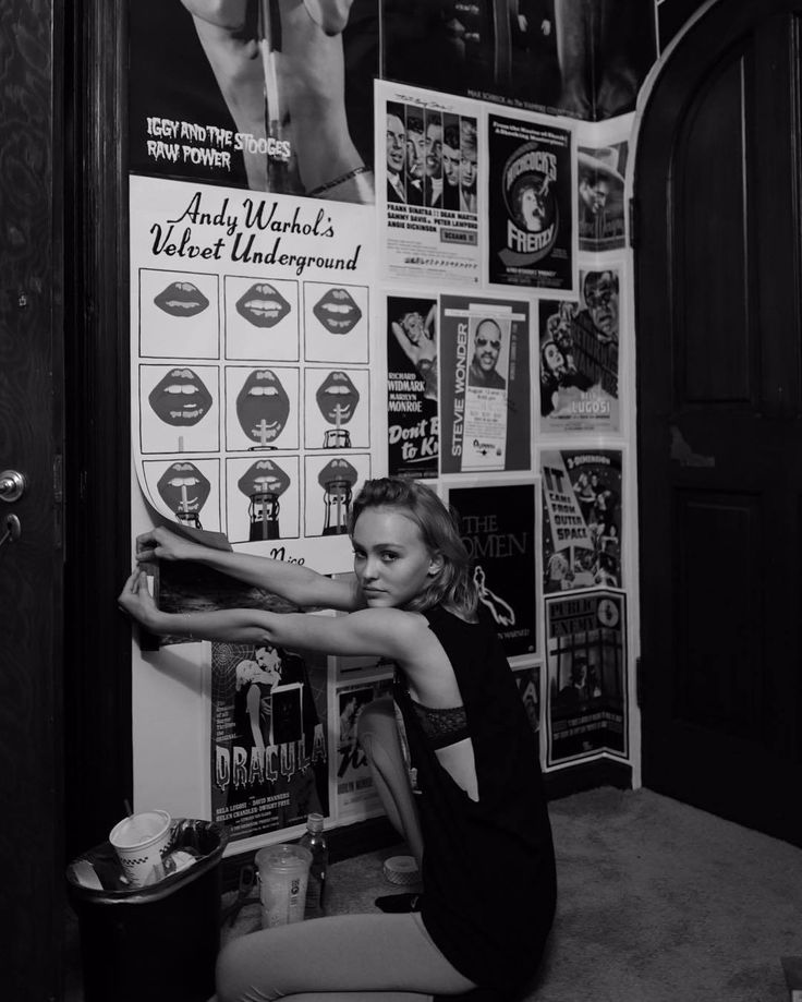 lily-rose depp es la nueva musa del cine indie | watch | i-D