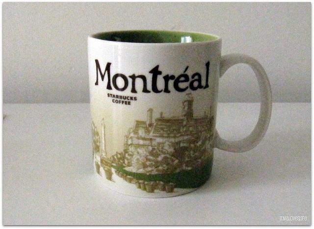 Starbucks Montreal