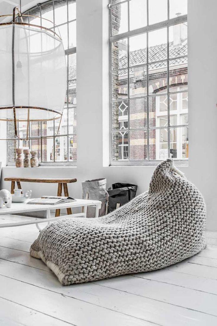 17 meilleures id es propos de pouf g ant sur pinterest diy coussin g ant diy coussin kawaii. Black Bedroom Furniture Sets. Home Design Ideas