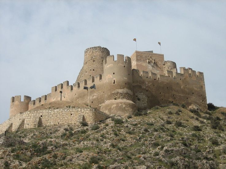 Castillo de Biar -  Alicante