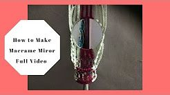 jana Art macrame - YouTube