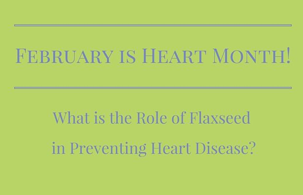 Flax News Content : Healthy Flax