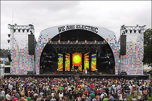 Electric Picnic, Ireland