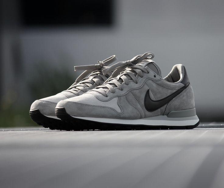 Nike Internationalist LTR Grey - 631755-012