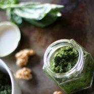 Finished Kale Pesto