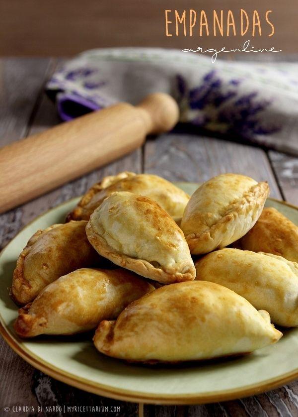 Empanadas argentine al forno