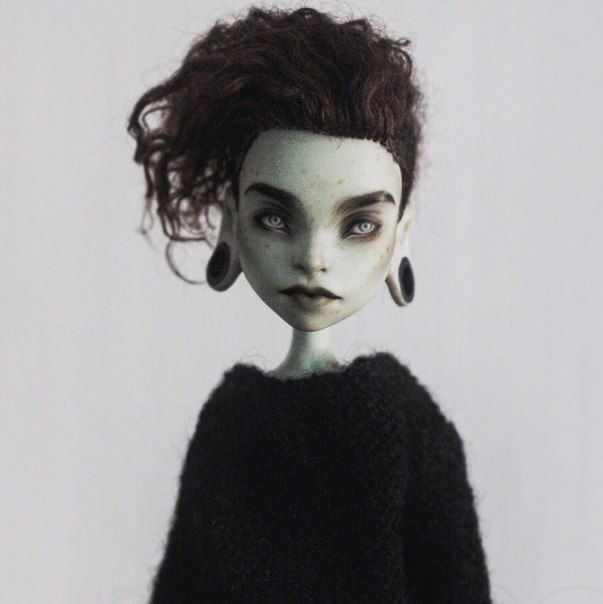 Monster High - by Weewalee OOAK